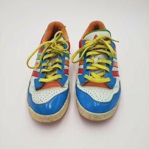 Adidas Womens Fruity Pebble Centennial Retro 10